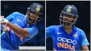 Sunil Gavaskar prefers Shreyas Iyer at No.4 over Rishabh Pant
