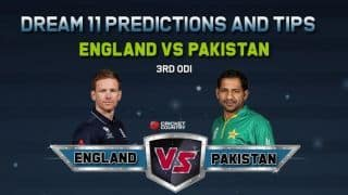 Dream11 Prediction: ENG vs PAK Team Best Players to Pick for Today's Match between England and Pakistan at 5:30 PM