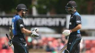 New Zealand vs Leicestershire, one-off warm-up tie at Leicester