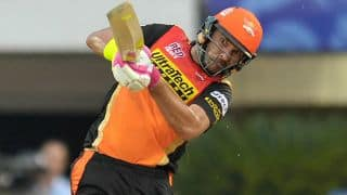 Dhawan praises Yuvraj's knock in win against MI