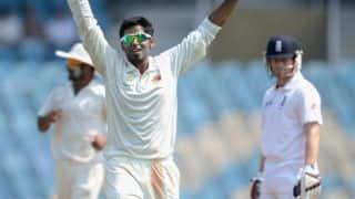 Ranji Trophy 2013-14: Vinit Indulkar, Suryakumar Yadav take Mumbai past 150 at tea, Day 1