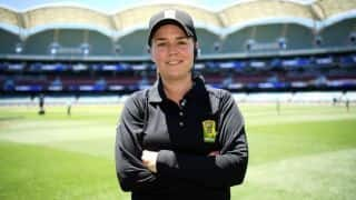 India's GS Lakshmi is first woman on ICC International Panel of Match Referees