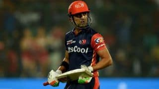 IPL 2018, Match 26: Gautam Gambhir dropped from DD's playing XI vs KKR