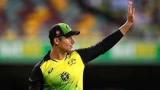 Aaron Finch praises Marcus Stoinis after all-round show