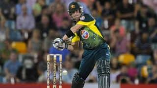 Brad Haddin astounded by James Faulkner's finishing abilities