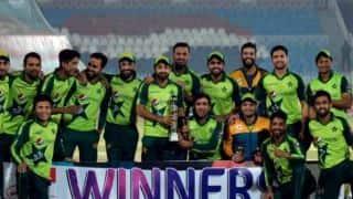 PAK vs ZIM: आखिरी टी20 जीतकर पाकिस्तान ने 3-0 से जिम्बाब्वे को किया क्लीन स्वीप