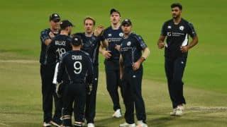Scotland to host Zimbabwe for 2 ODIs