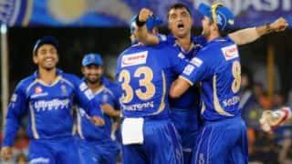 Rajasthan Royals on top against Delhi Daredevils, IPL 2014