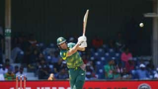 VIDEO: AB de Villiers slams 50 off 19 balls
