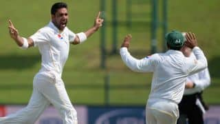 Pakistan vs England 2015, Free Live Cricket Streaming Online on PTV Sports (For Pakistan users): Day 4 at Abu Dhabi