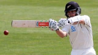 New Zealand in firm control against Zimbabwe at lunch on Day 2