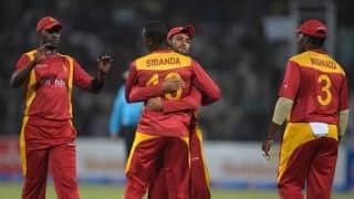 India vs Zimbabwe 2015: Hosts announce ODI squad