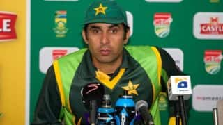 'Playing away from home affecting Pakistan'