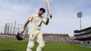 India vs England, 5th Test: Alastair Cook bows out in style