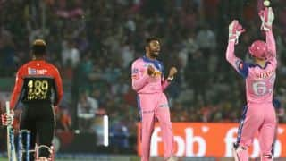 IPL 2019: Parthiv Patel fifty guide Bangalore to 158/4 vs Rajasthan