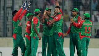 India drops as Bangladesh move up in ICC ODI Rankings