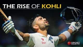Happy Birthday Virat Kohli: Tracing the growth of a superstar