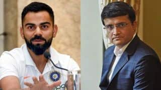 Virat Kohli is the captain, he has got the right to say who he wants as coach: Sourav Ganguly