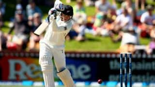 India vs New Zealand, 2nd Test, Day 3: Tom Latham, Brendon McCullum guide New Zealand; score 84/3
