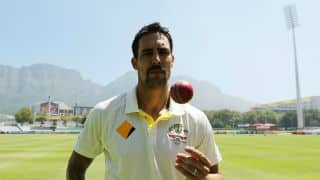 Mitchell Johnson wanted to participate in Wimbledon before turning 18