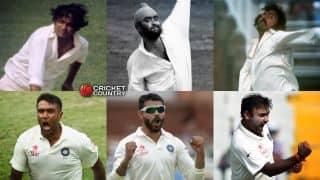 Ravichandran Ashwin, Ravindra Jadeja, Amit Mishra: A throwback to an older era of Indian cricket