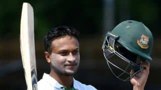 BAN vs SL, 2nd Test, Day 3: Shakib's hundred, other highlights