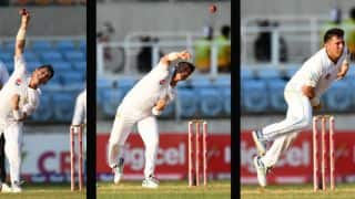 Yasir Shah's spell and other highlights