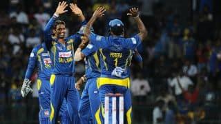 Pakistan vs Sri Lanka Asia Cup 2014 Match 1: Sri Lanka strike back with quick wickets