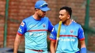 ipl 2021 prithvi shaw has a superstar potential says ricky ponting