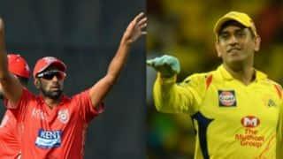 आईपीएल 2018: मोहाली में चेन्नई सुपर किंग्स ने टॉस जीता, पंजाब को पहले बल्लेबाजी का दिया मौका