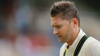 Michael Clarke might be fit in time for 1st Test against India: Alex Kountouris