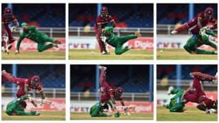 Pakistan vs West Indies, 2nd T20I:  Ahmed Shehzad injured during T20 match with West Indies