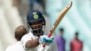 Pujara and family take 'giving back to the game' to a new level