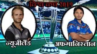 न्यूजीलैंड ने जीता टॉस, पहले गेंदबाजी करने का फैसला