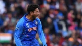 India vs Pakistan, Match 22 live score: Kuldeep Yadav, Hardik Pandya strike as India derail Pakistan innings