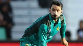 Mohammad Hafeez's World Cup selection in danger