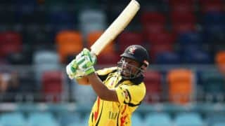 PNG level series with 26-run win over UAE in ICC World Cricket League Championship