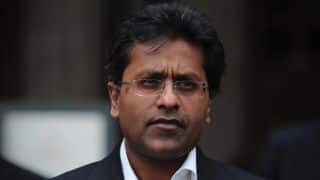 Lalit Modi drops law suit against Chris Cairns