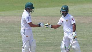 लॉडर्स टेस्ट में इंग्लैंड के खिलाफ पाक की पहली पारी 363 रन पर सिमटी