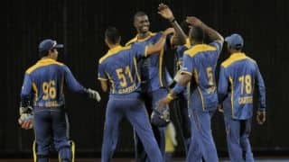 Barbados Tridents vs Northern Knights CLT20 2014 Match 20: Knights lose Kane Williamson early, make slow start