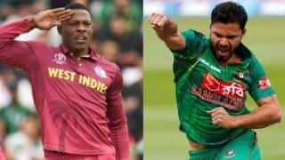 BAN vs WI Dream11 Prediction: वेस्टइंडीज-बांग्लादेश के मैच में इन खिलाड़यों पर रहेगी नजर