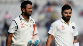 Pujara pans Aussie media's comparison between Virat Kohli and Donald Trump