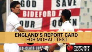 India vs England 3rd Test at Mohali: Marks out of 10 for the visitors