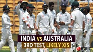 IND vs AUS, 3rd Test: Likely XIs for both sides in this crunch tie