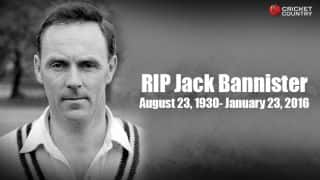 Jack Bannister: Cricketer, commentator, journalist and a lot more