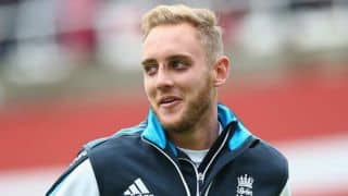 Matt Prior wishes good luck to Stuart Broad as the two England cricketers to undergo surgery