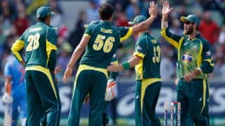 India vs Australia, Live Cricket Score, ICC World Cup 2015: 1st warm-up match at Adelaide