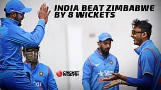 Yuzvendra Chahal, Ambati Rayudu shine as India clinch ODI series win vs Zimbabwe at Harare