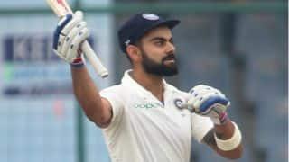 Virat Kohli rises to second spot in ICC Test Rankings