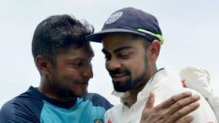Virat Kohli will be one of the greatest ever cricketers, if not the greatest ever: Kumar Sangakkara